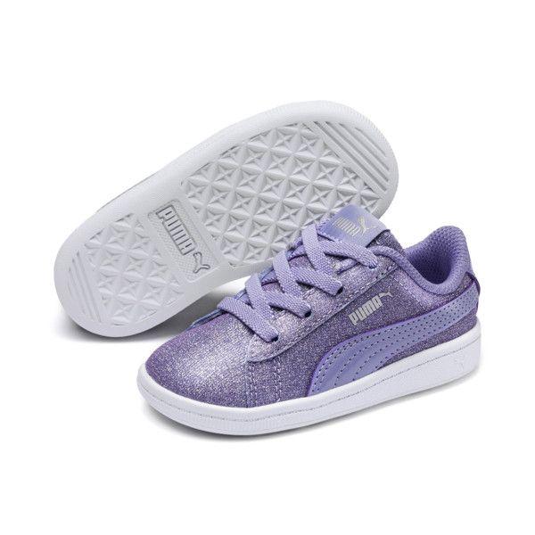 the best attitude 562d9 18547 PUMA Vikky Glitz AC Sneakers INF   Sweet Lavender-SweetLavender   PUMA  Infant Toddler (4-10)   PUMA United States