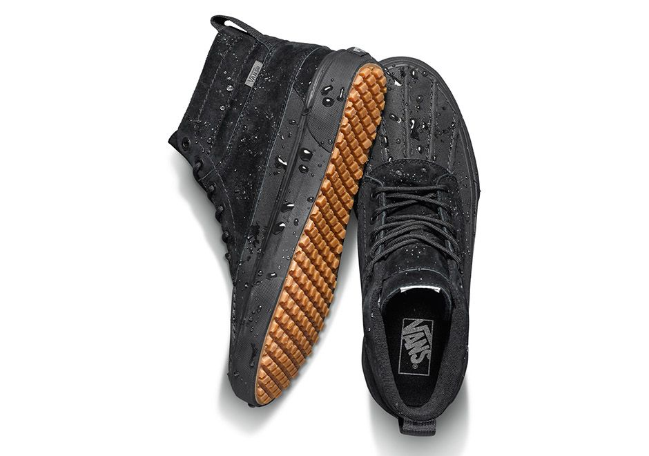 95736e6166b Vans MTE Sk8-Hi MTE and Sk8-Hi Del Pato MTE Weatherproof Collection -  Holiday 2015
