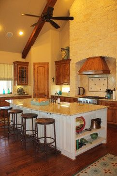 Project D - traditional - kitchen - houston - Mill Creek Custom Homes