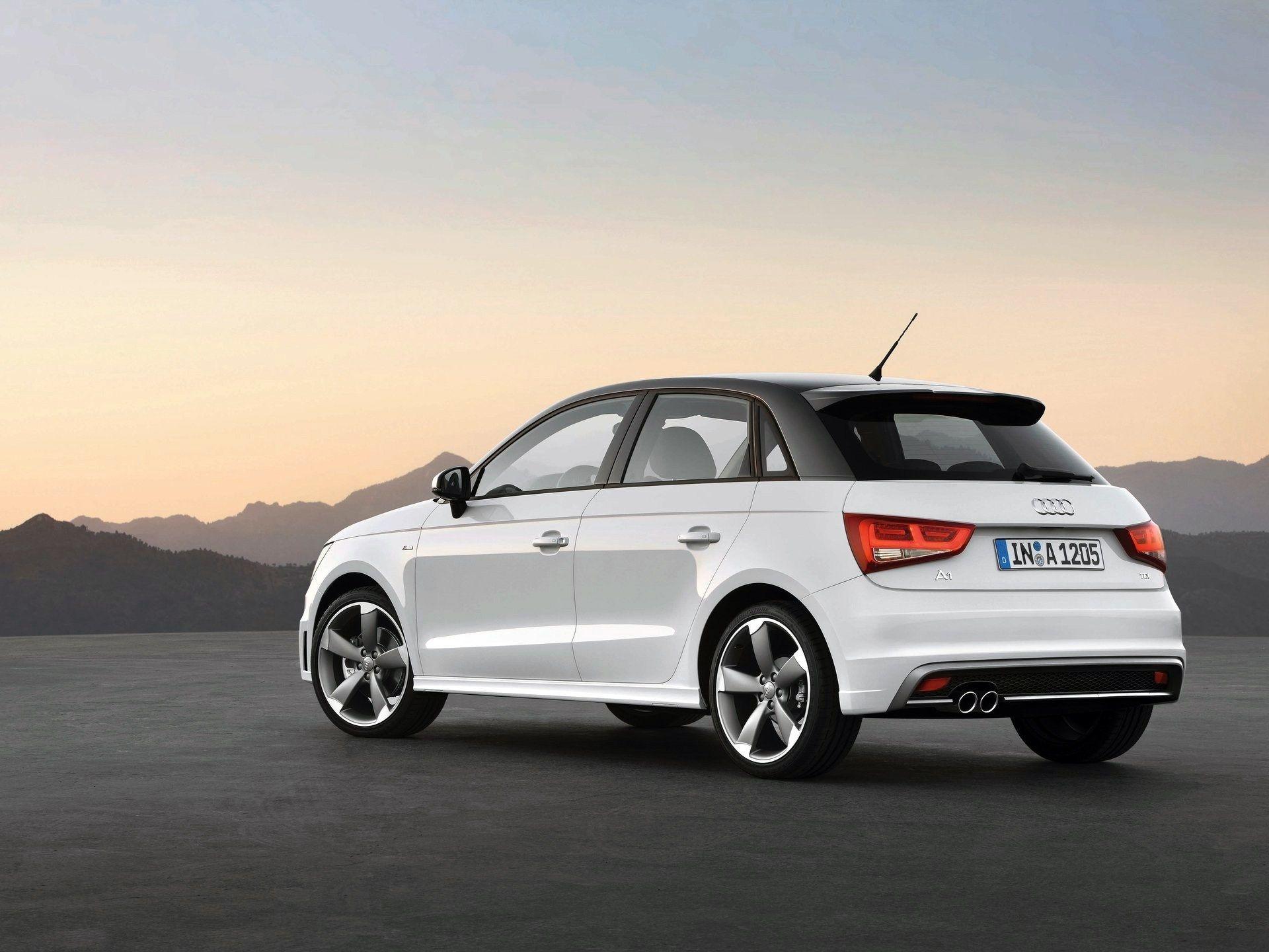 Audi A1 Neu Bilder Audi Audi A1 Kleinwagen