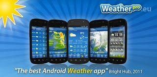 WeatherPro Premium 3 3 APK Free Download - The APK Apps