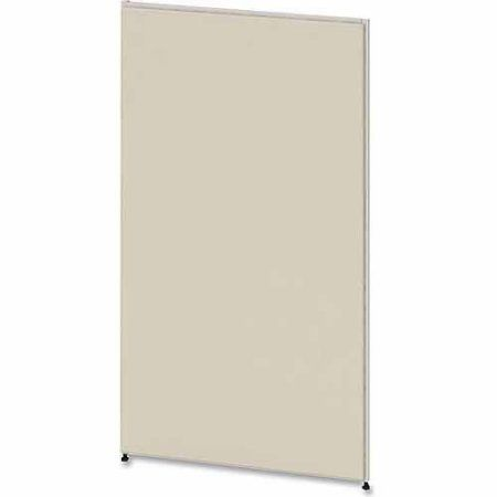 Basyx by HON Verse P6030 Office Panel System, Gray