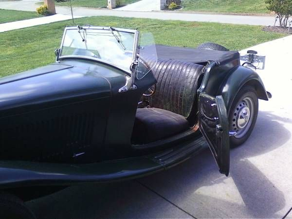 1953 MG TD - $8900 West Knoxville, TN #ForSale #Craigslist ...