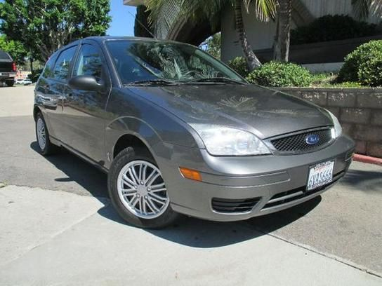 Cars For Sale 2007 Ford Focus Zx5 Hatchback In San Diego Ca 92109 Hatchback Details 379751881 Autotrader Com Ford Focus Cars For Sale Autotrader