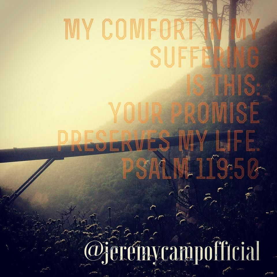 Needed this one today. #bibleverseoftheday #dailybibleverse #encouragingwordoftheday #verseoftheday #comfort #suffering #promise by mrs.autery http://ift.tt/1KAavV3