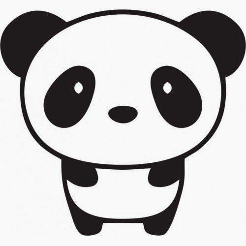 89+ Foto Gambar Panda Simple Inspiratif
