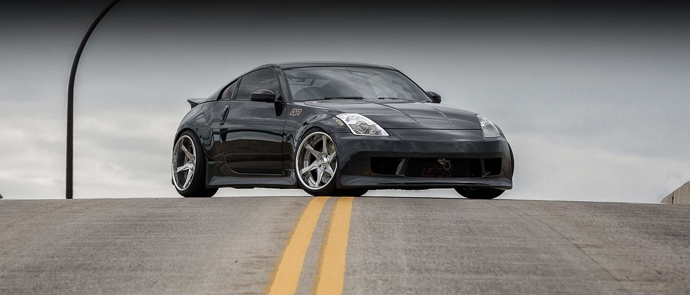 Black Top Racing Performance Parts, Nissan 350Z Looking