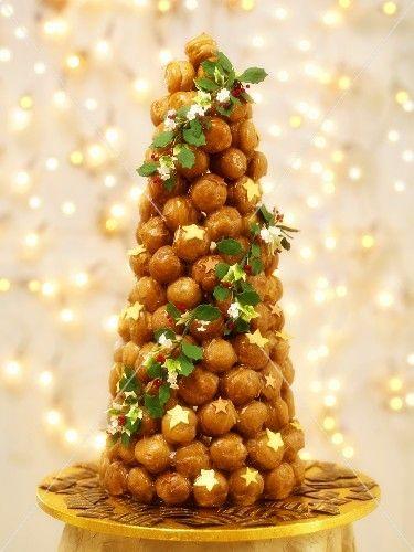 christmas croquembouche - Google Search - Christmas Croquembouche - Google Search Christmas Decor
