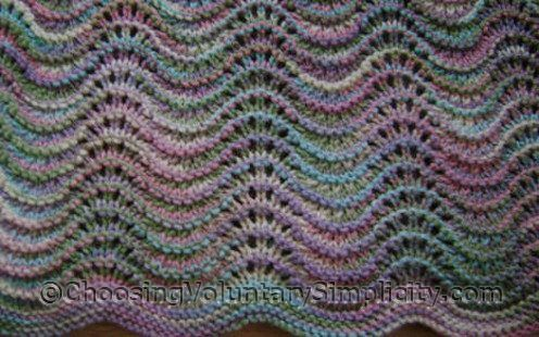 How to knit a queen sized blanket this might be helpful to know my knitted feather fan afghans dt1010fo