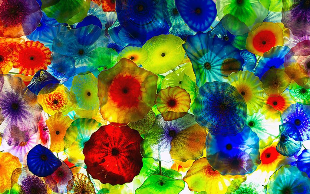 Colorful Vegas Wallpaper By Idt75 From Http Interfacelift Com I Had Quite A Nice Trip To Las Vegas Last Apri Watercolor Poppies Colorful Paintings Art Liquid glass computer screens wallpaper