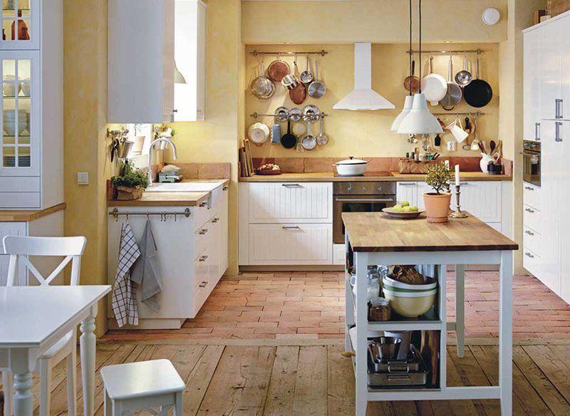para una cocina acogedora - küche landhausstil ikea