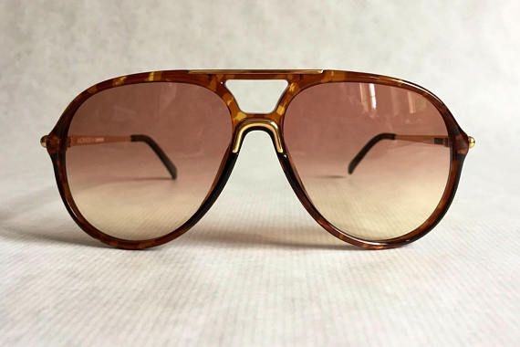 4afd9d111f100 MOVADO by Carrera 5451 Vintage Sunglasses - New Old Stock Made in West  Germany
