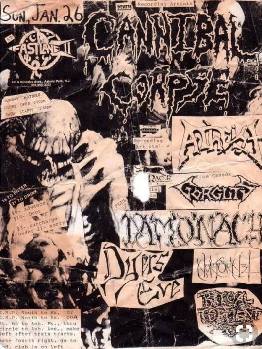 Ilk Was Born In Winter Punk Poster Death Metal Band Posters