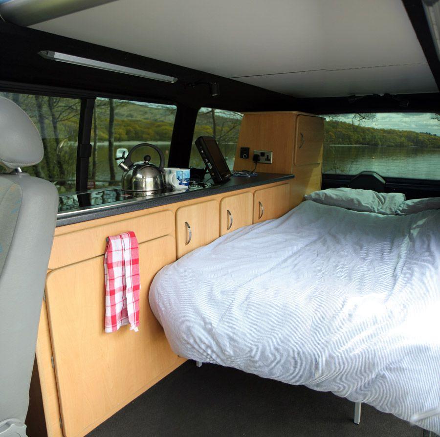 Campervan interior ideas google search camper van for Camper interior designs