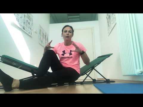 11 Pancafit E Cuscinetto Cervicale La Giusta Postura Per Collo E Testa Negli Esercizi Youtube Esercizi Esercizi Di Stretching Muscoli