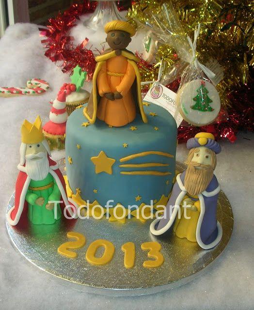 Nuevas tendencias en decoraci n de tortas tortas y for Adornos navidenos ultimas tendencias