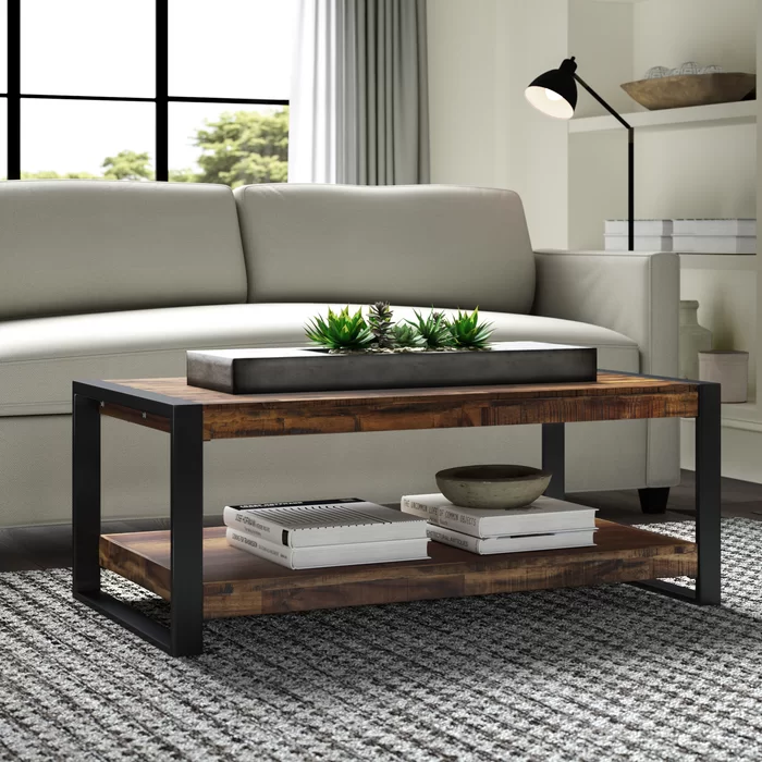 Photo of #coffee table Telfair Sled Coffee Table with Storage
