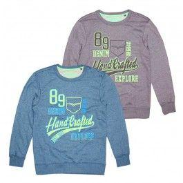 Killer Men's Sweater KT-1719 JOVAN RNFS PURMEL BrandKiller ColorMulticolor TypeSweater PriceRs1,499.00