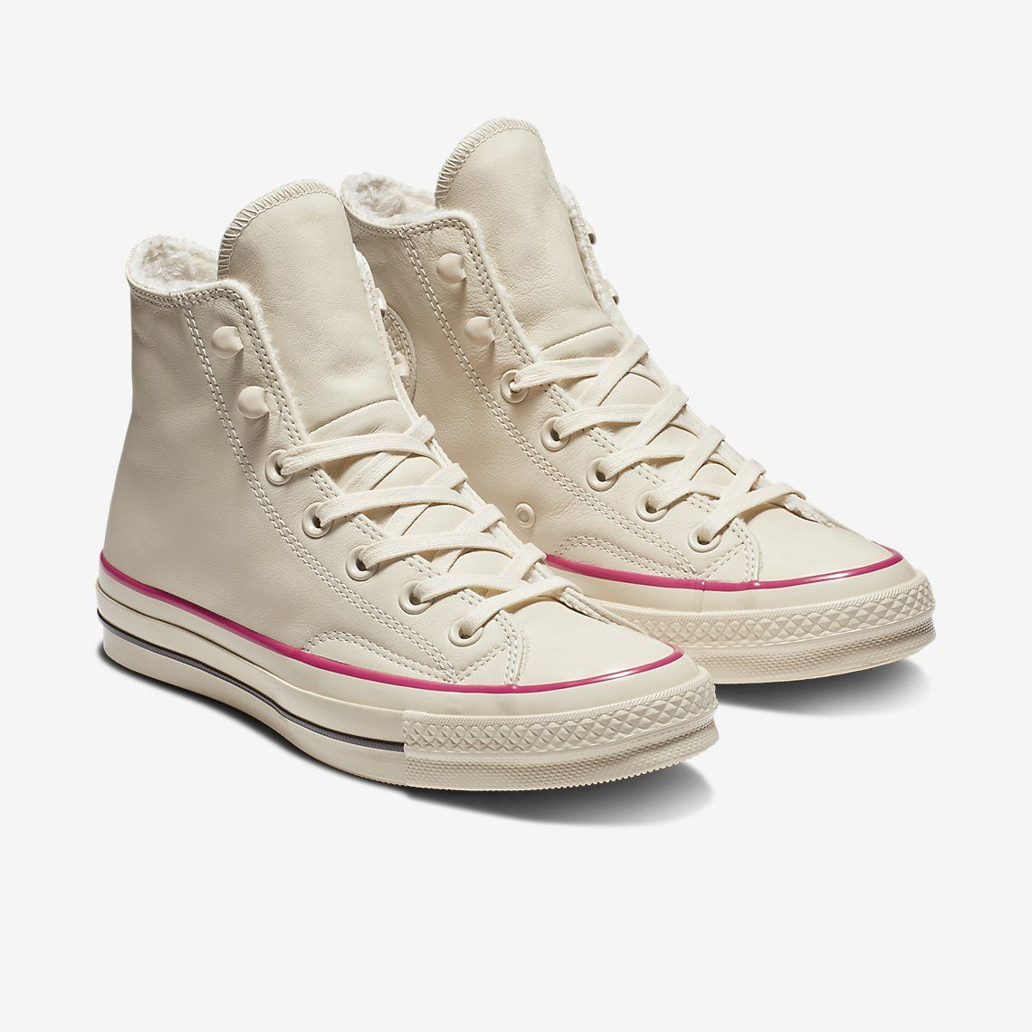 Chuck 70 Street Warmer Leather High Top in 2019   Products
