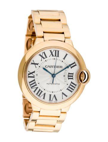 Ballon Bleu De Cartier Watch Cartier Ballon Bleu Luxury Watches