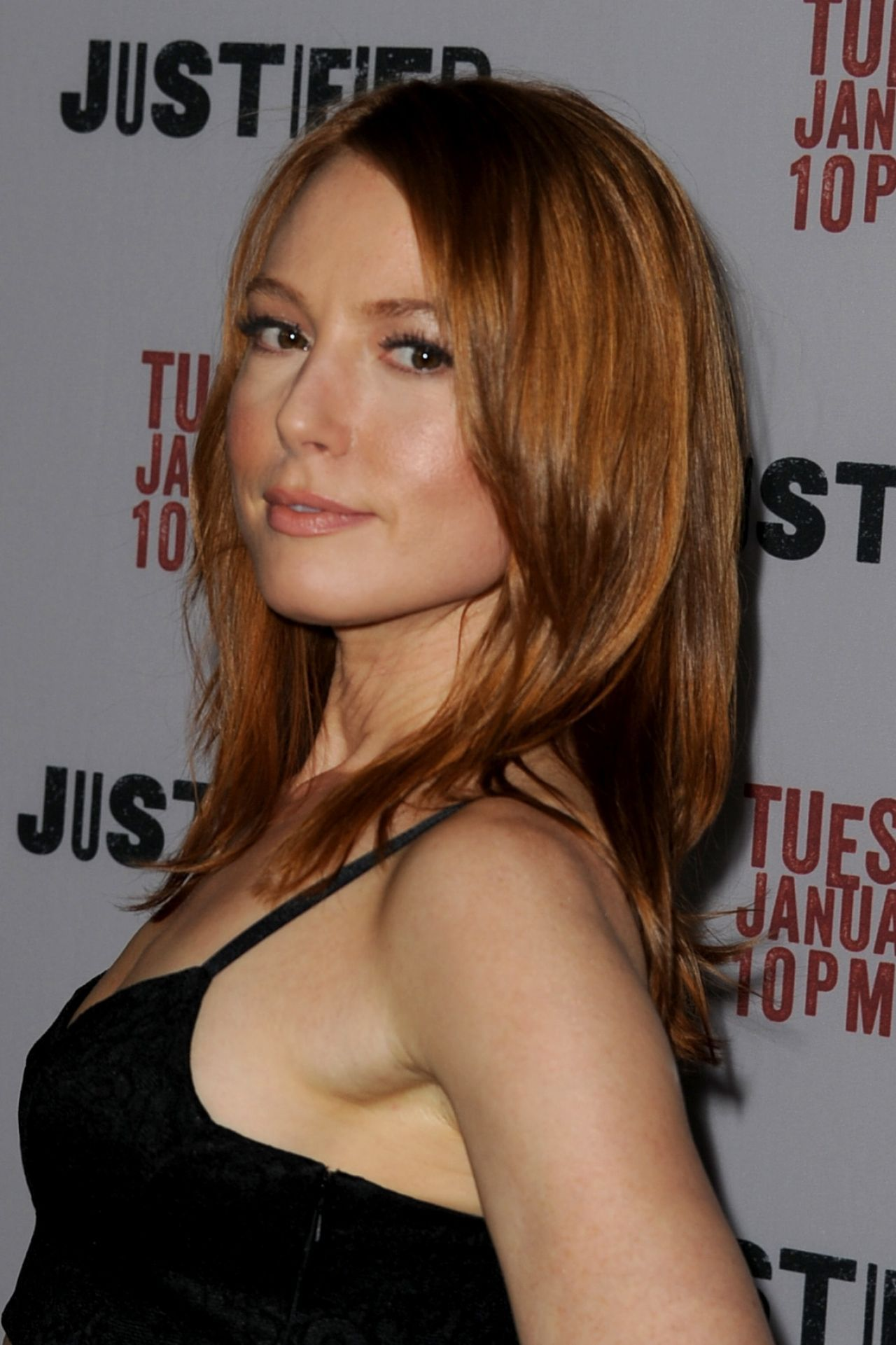 alicia witt that's incredible