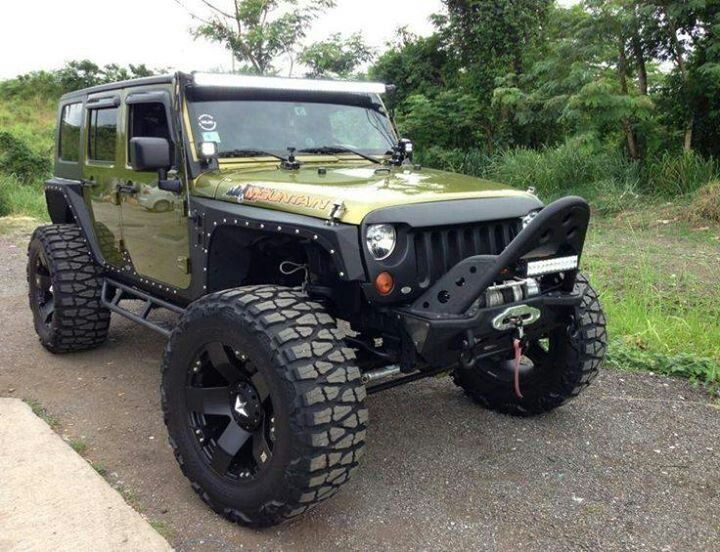 this jeep, this is how one should look! Might be time for a ...