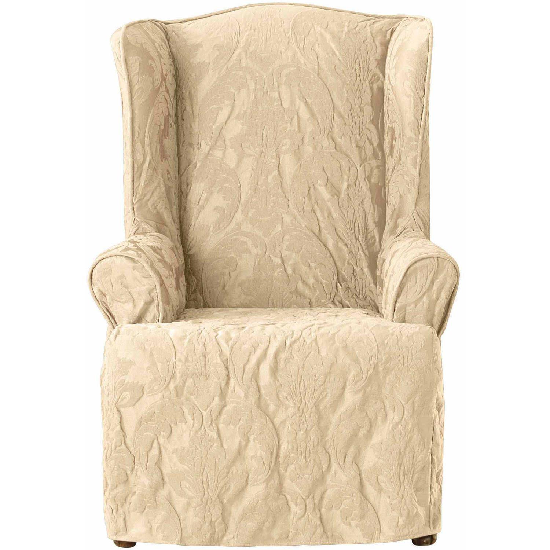 Schonbezug Fur Flugel Stuhl Schonbezug Fur Wing Chair Das