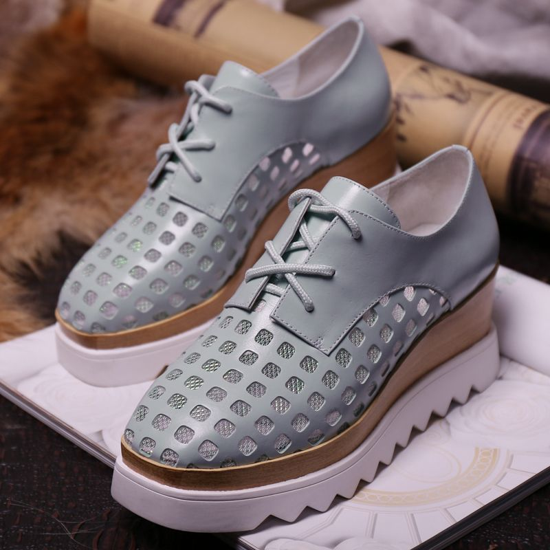 sneaker keychain Suppliers Belgium Style Casual Grenadine Chaussure  Femme Genuine Leather Summer Shoes Women New Lace Up Sneakers Fashion Botas  Fem