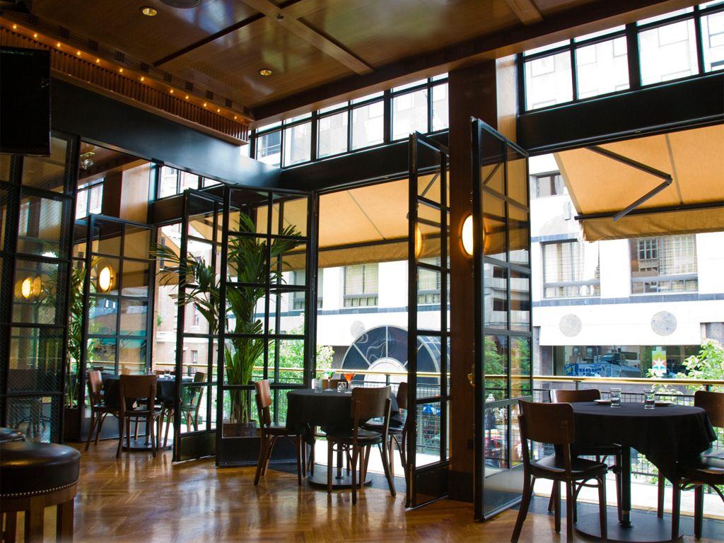 Downtown Chicago Bar | Luxbar Restaurant and Neighborhood ...