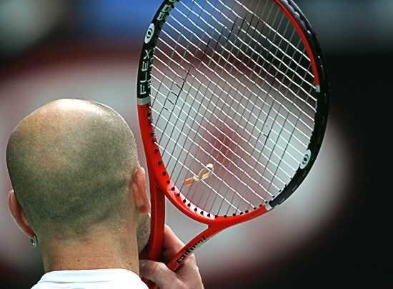 Good Vibrations Feelings And Tennis Dampeners In 2020 Tennis Best Vibrators Pete Sampras