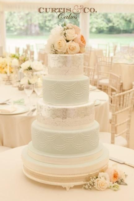 Tiered Cake Gallery