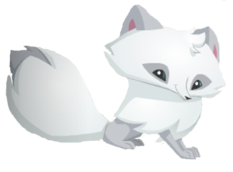 arctic fox aj | The Animal Jam Whip: Arctic Fox Graphic | Animal jam ...