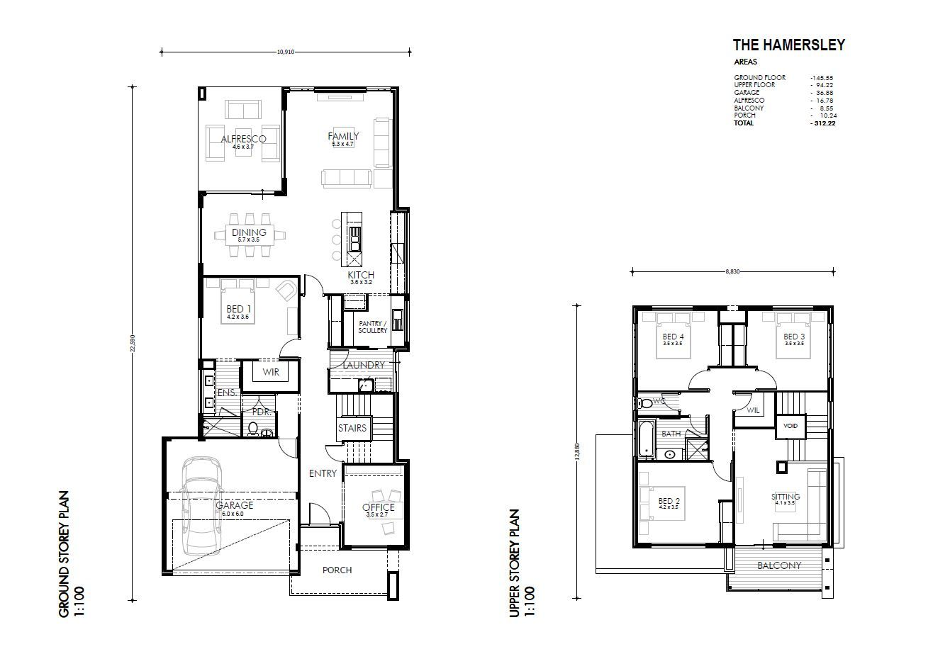 7 Metre Wide Home Designs Part - 31: Cool 7 5 Metre Wide House Designs Images Ideas House Design