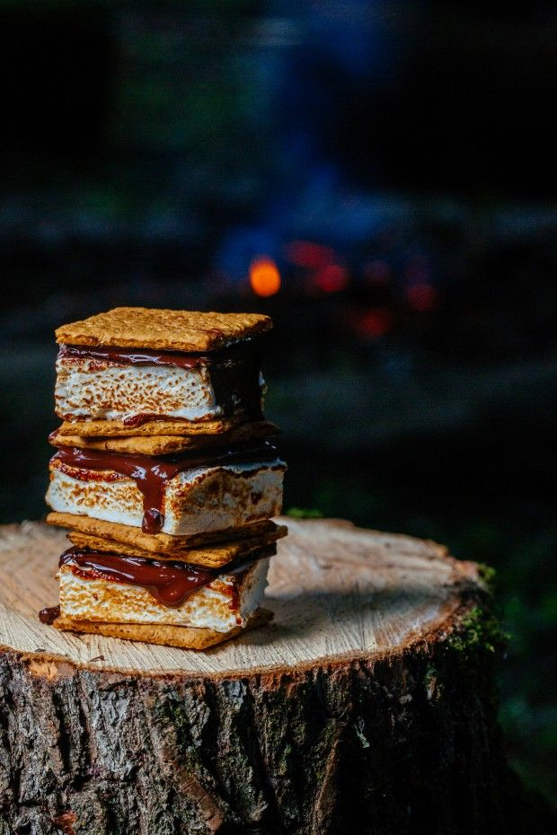 The BEST camping foods! {a round-up for breakfast, lunch, dinner and dessert} || Simple Bites