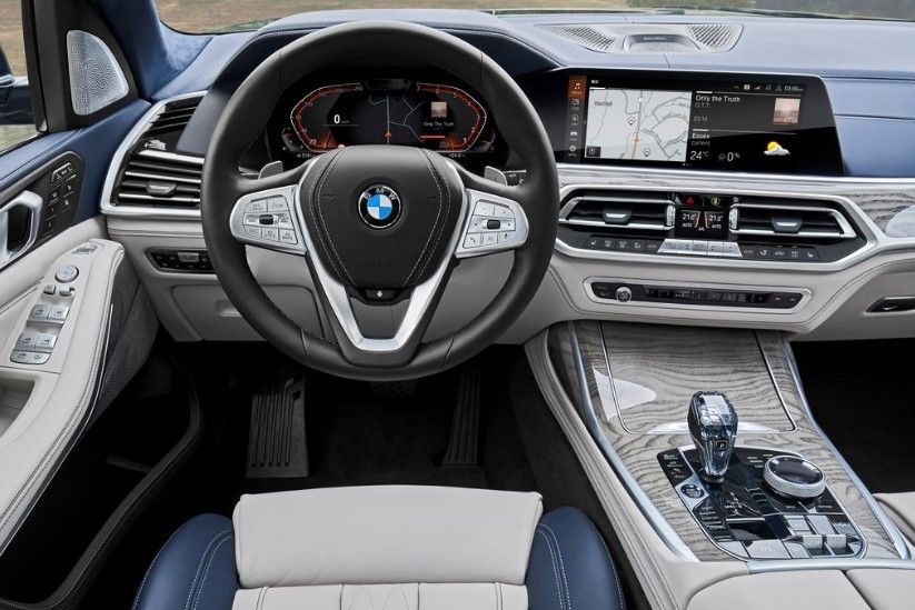 Bmw X8 2020 Interior Bmw X7 Bmw Suv New Bmw