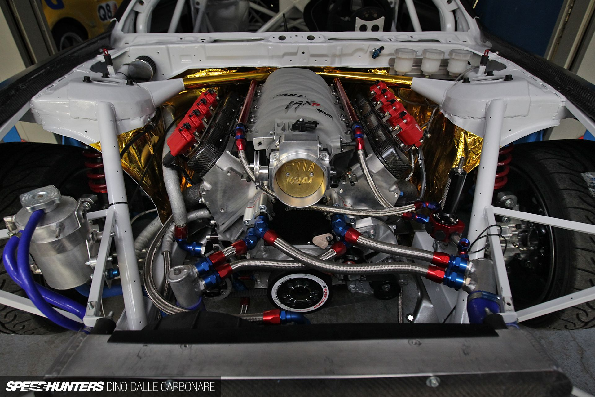 S13 Engine Bay Wiring Pinout Brill Steel S14 V8 15 0 Engines Pure Power