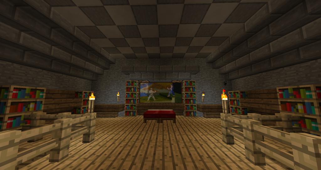 Homebasepicts.com | Minecraft bedroom, Minecraft bedroom ...