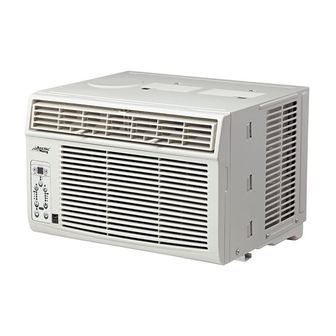 Arctic King Window Air Conditioning 10 000 Btu White Mwhuk10crn8bcl0 Rona In 2020 Window Air Conditioning Units Window Air Conditioner Air Conditioner Btu