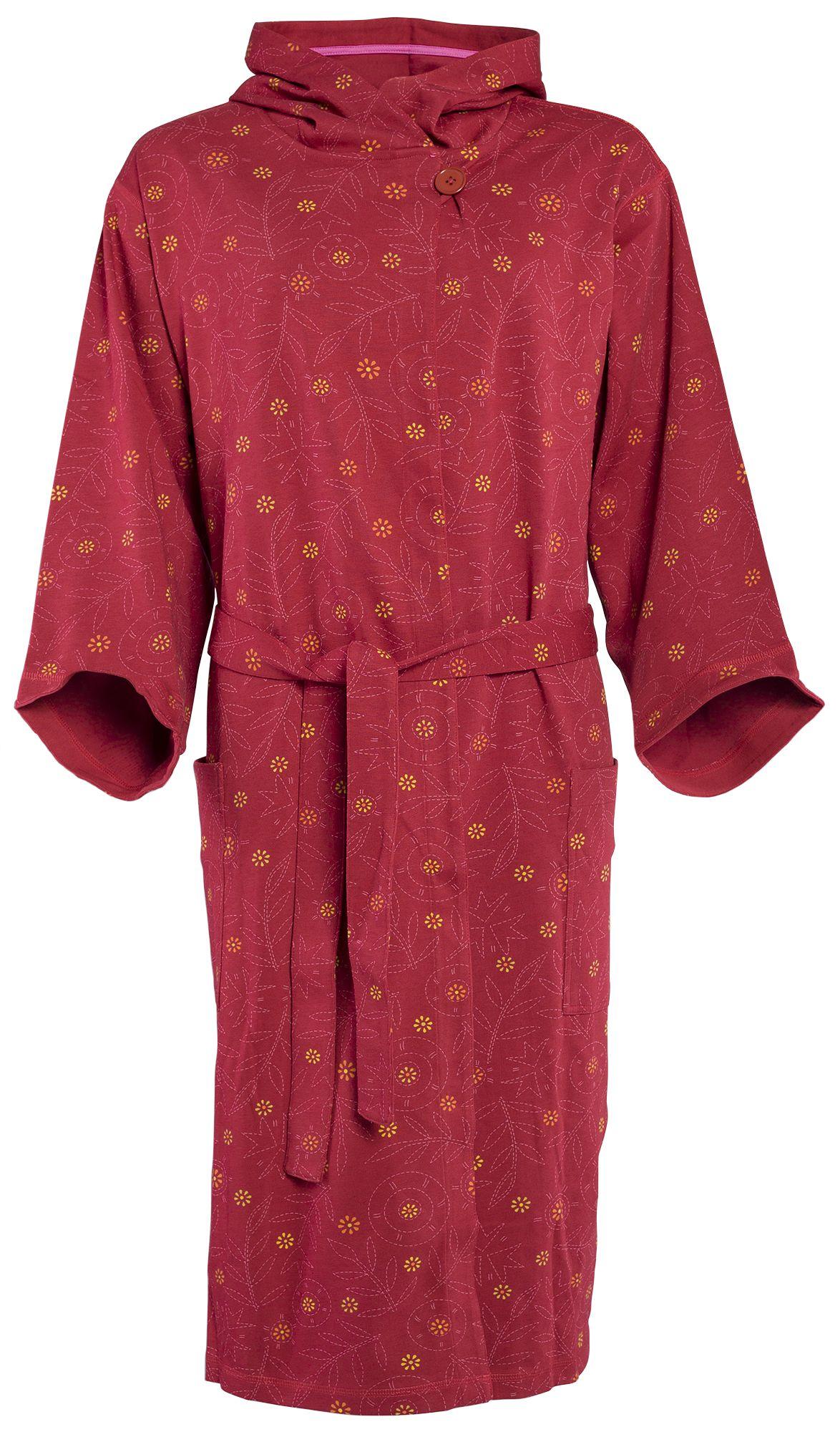 """Weihnachten 2013 - Der Blazer """"Turtur"""" aus Baumwolle ist ein tragbarer, asiatisch inspirierter Blazer mit kleinem Schalkragen, kunstvoll bestickten Ärmeln und dekorativer Schließe in der Mitte."""