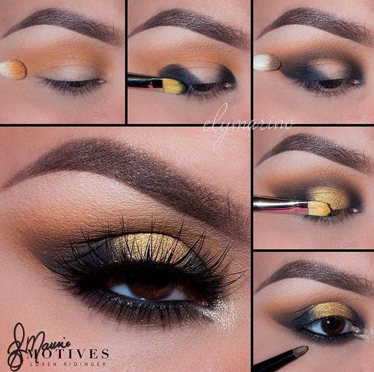 (notitle) makeuptutorial Makeup tutorial eyeliner, Eye