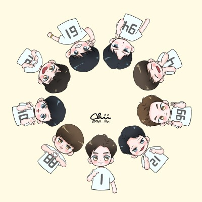 We are one! by chii on FanBook