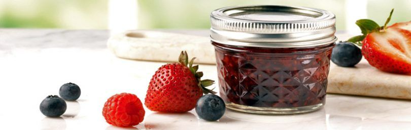 How to make strawberry freezer jam with mrs wages