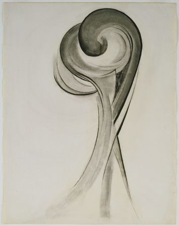 Another favorite O'Keeffe image.