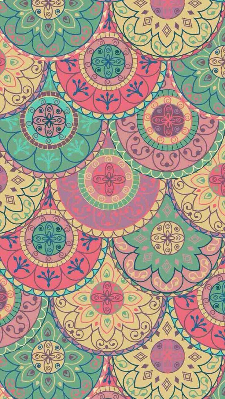 Mandalas Mandalas Indios Pinterest Fondos De Pantalla - Mandalas-indios