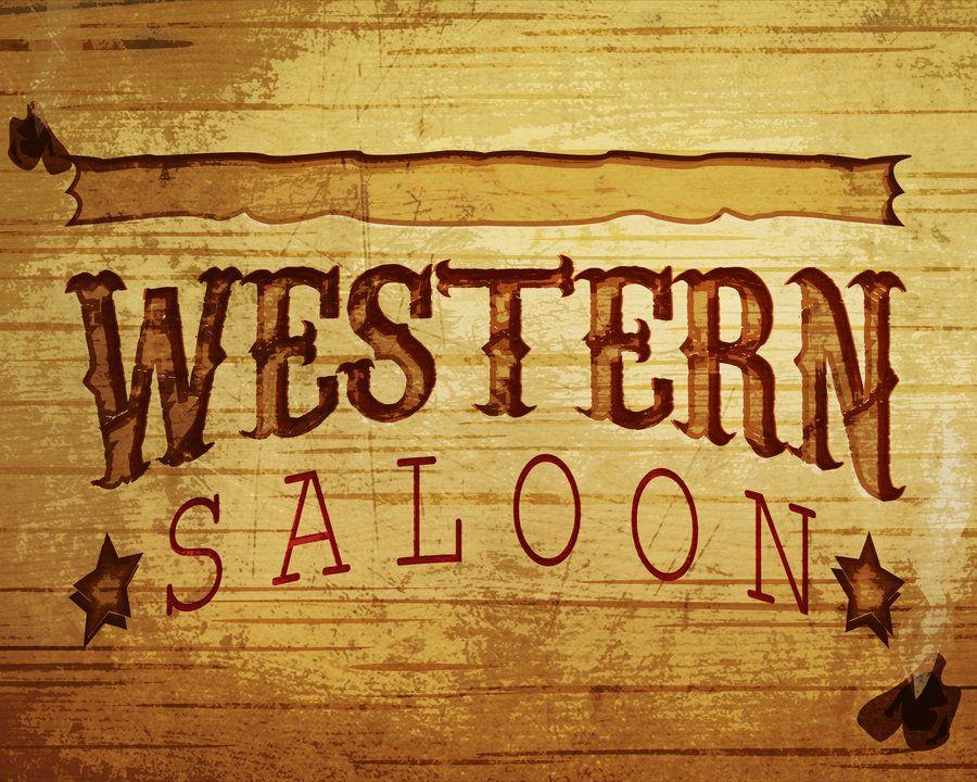 Western Saloon by