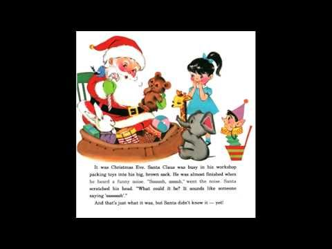 """A Surprise for Santa """"Talking Story"""""""