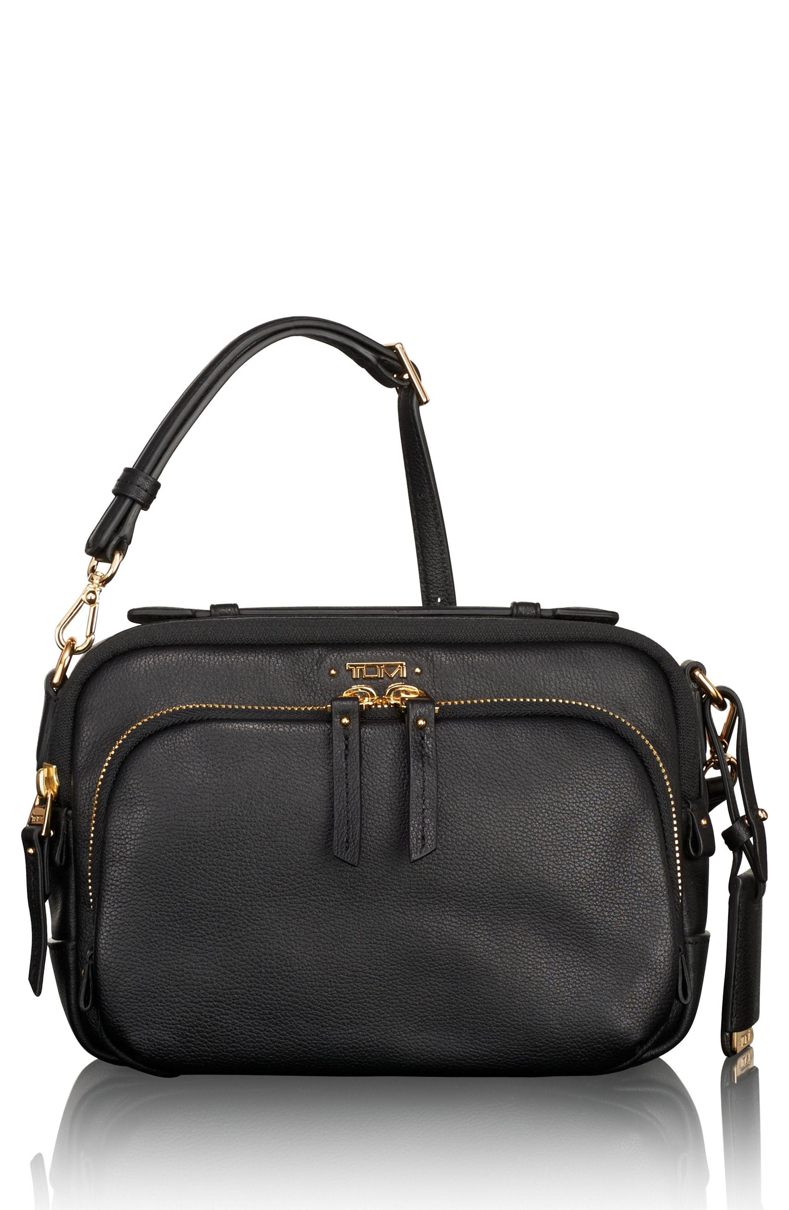 New TUMI Luanda Crossbody Flight Bag fashion online.    295   shop.seehandbags   71472be218b88