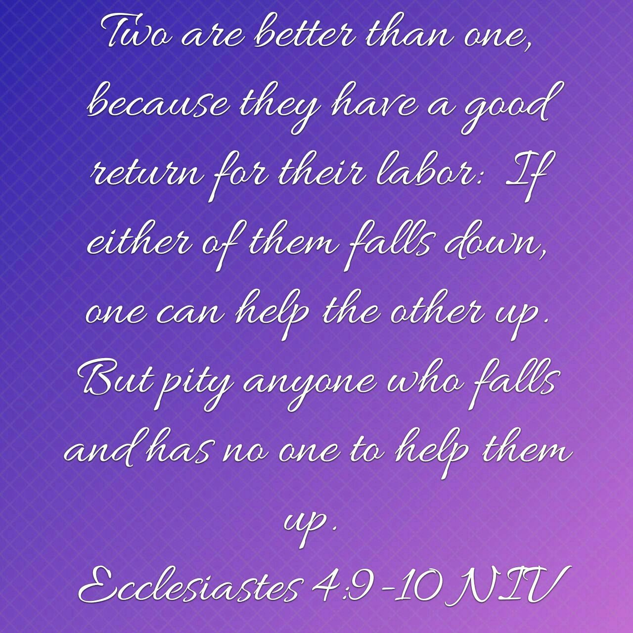 Scripture of the Day 💜 11/26/16