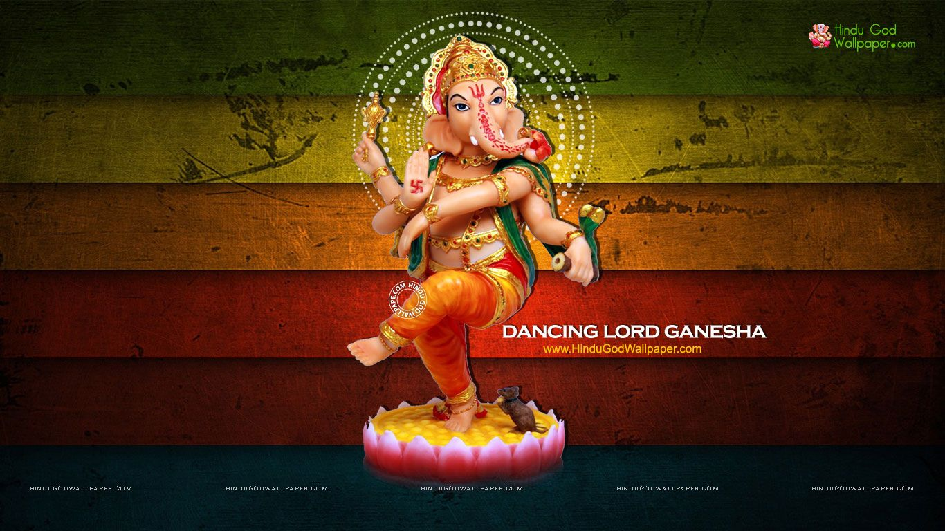 Hd wallpaper ganesh - Dancing Ganesha Hd Wallpaper For Desktop Free Download Dancing Ganesha Wallpapers Pinterest Dancing Ganesha Ganesha And Hd Wallpaper