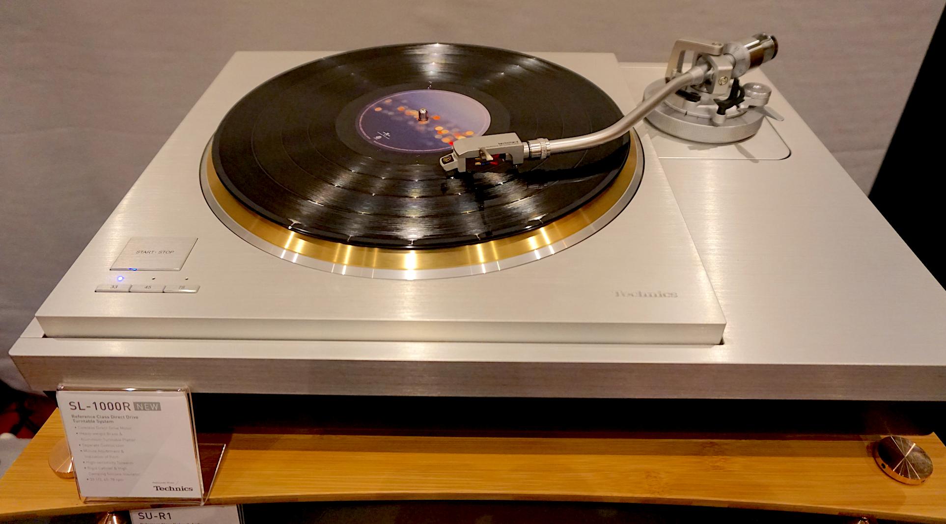 SOUND & VISION 2018: TECHNICS | hi fi | Audiophile, Turntable, Sound
